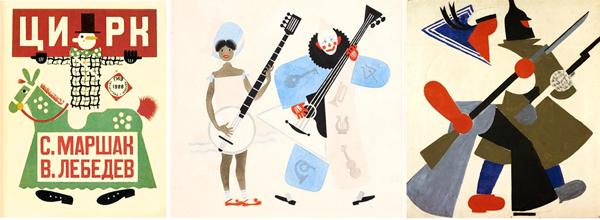 Russische illustraties